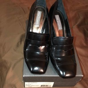 Vince Camuto high heel loafers!! Size 10..hot